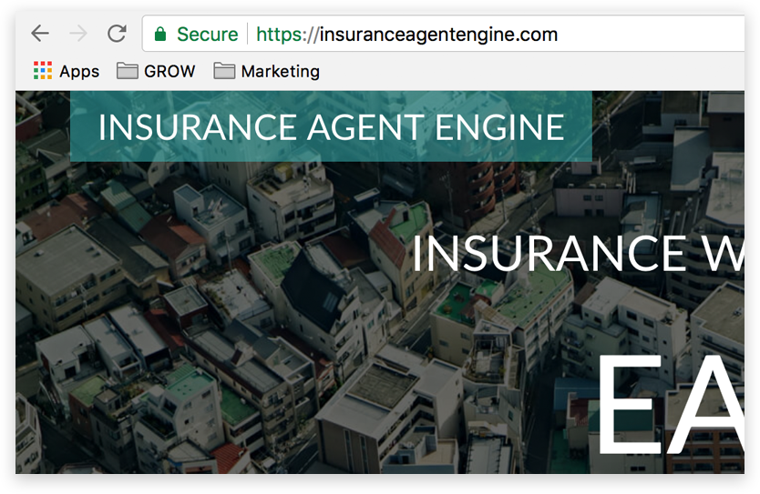 Insurance Agent Engine SSL